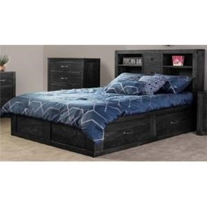 Bryant Twin Captain Bed