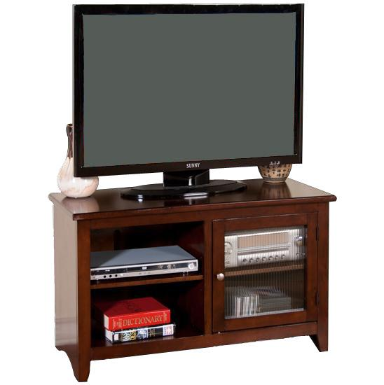 "Sunny Designs Cappuccino 42"" TV Console - Item Number: 3447CA-42R"