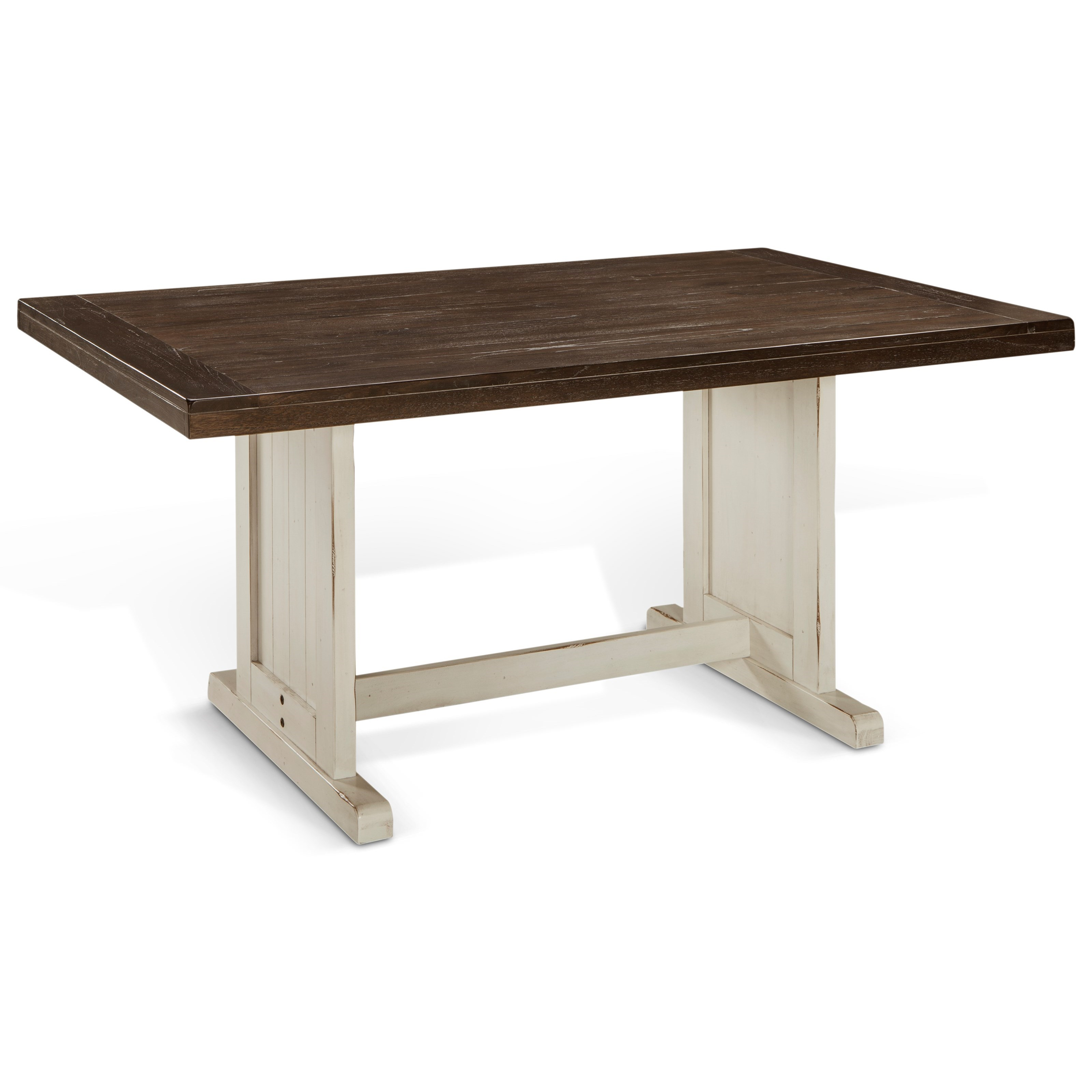 Carriage House Table by Sunny Designs at Darvin Furniture