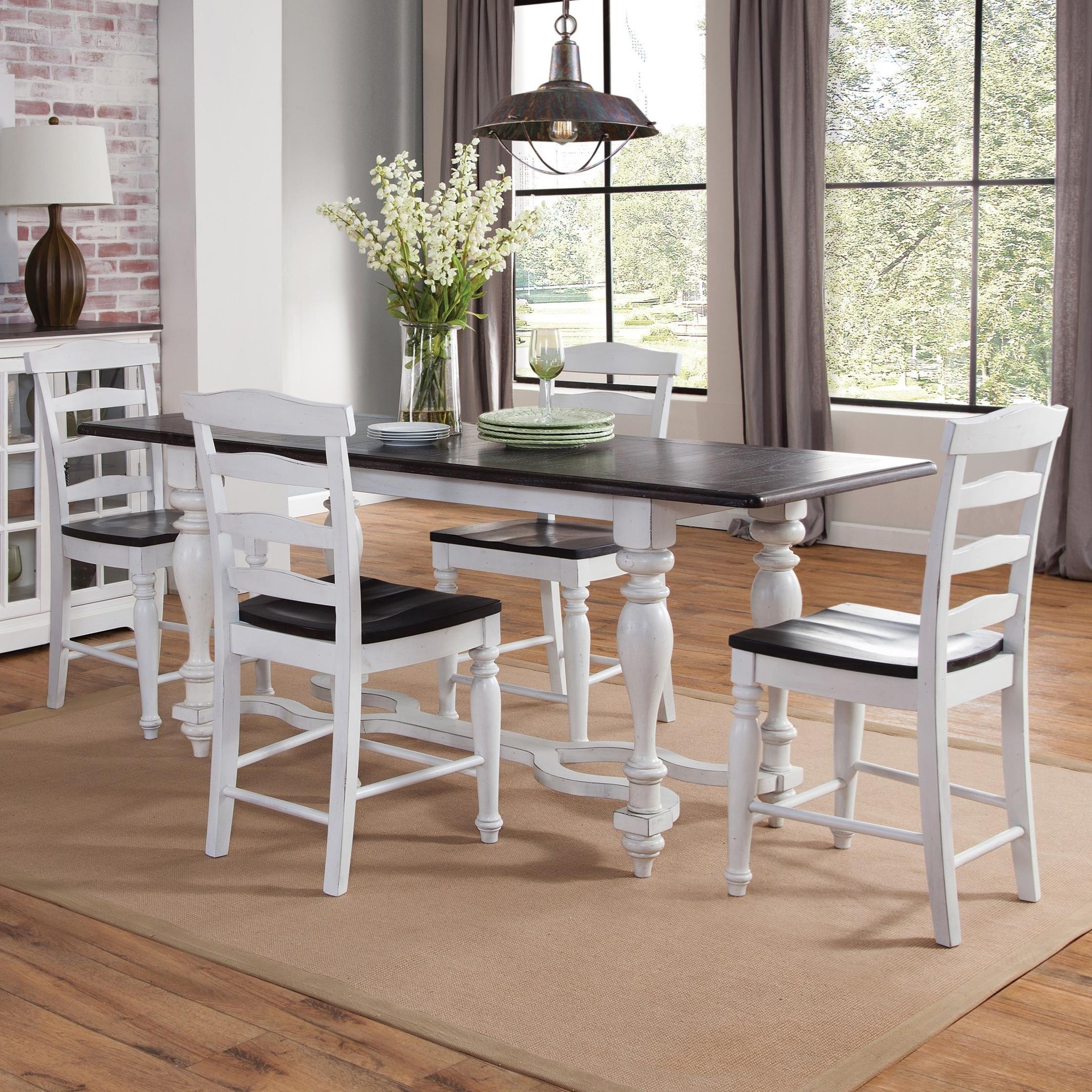 5-Piece Friendship Table Set