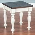 Sunny Designs Carriage House Vanity Stool - Item Number: 2308EC-VS