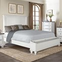 Sunny Designs Carriage House Queen Storage Bed - Item Number: 2321EC-QS