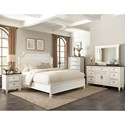 Sunny Designs Carriage House Queen Bedroom Group - Item Number: EC Q Bedroom Group 2