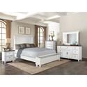 Sunny Designs Carriage House King Bedroom Group - Item Number: EC K Bedroom Group 4