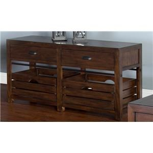 Market Square Crestburg Crestburg Sofa Table