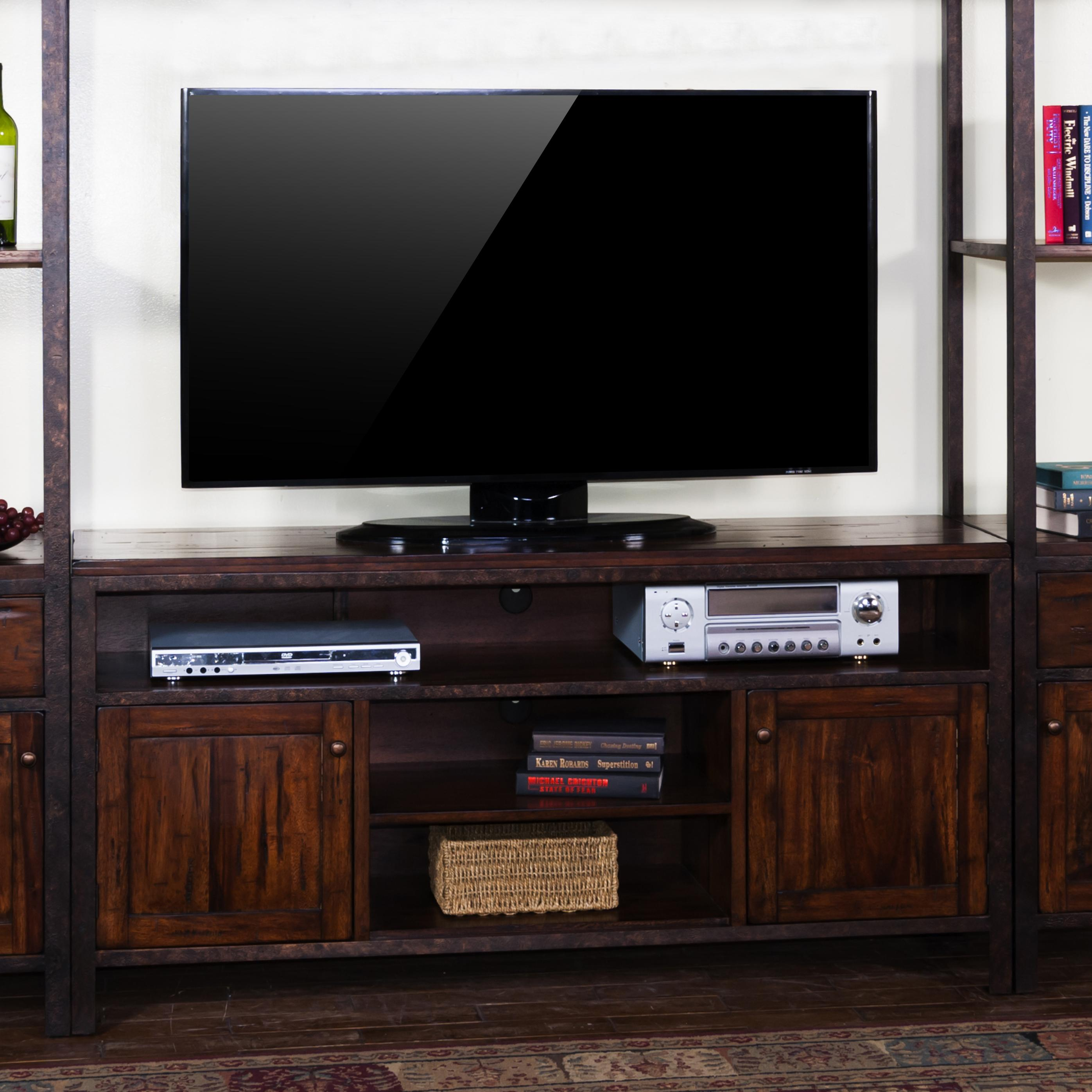 Sunny Designs Crosswinds 60 Inch Television Console - Item Number: 3523WM-60