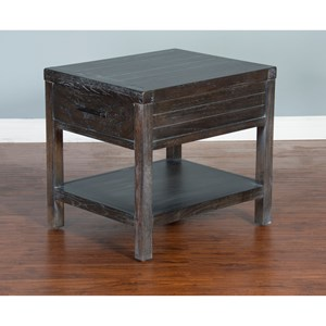 Sunny Designs Dundee End Table