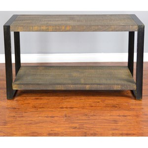 Sunny Designs Durham Sofa/ Console Table