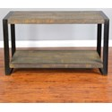 Sunny Designs Durham Sofa/ Console Table - Item Number: 3253TL-S