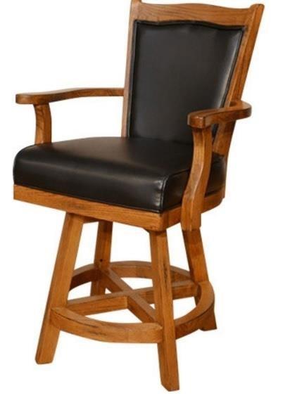 """Morris Home Furnishings Elkhart Elkhart 30"""" Barstool - Item Number: 217594820"""