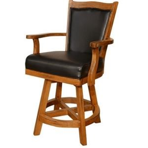"Morris Home Furnishings Elkhart Elkhart 30"" Barstool"