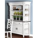 Morris Home Furnishings Fairbanks Fairbanks Dining Buffet and Hutch - Item Number: 355896034