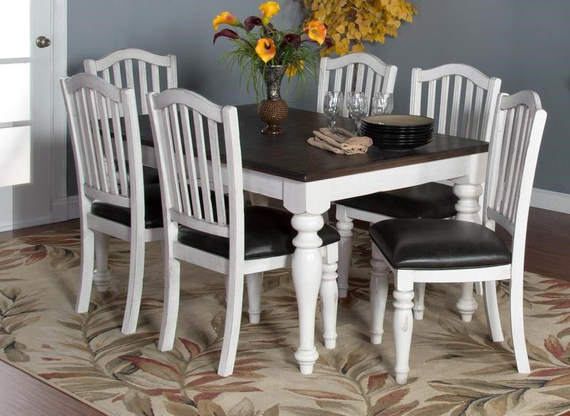 Morris Home Furnishings Fairbanks Fairbanks 5-Piece Dining Set - Item Number: 358845417
