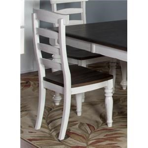 Morris Home Furnishings Fairbanks Fairbanks Side Chair
