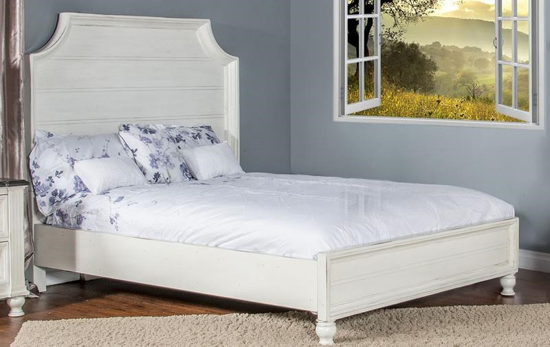 Fairbanks Fairbanks King Bed by Sunny Designs at Morris Home