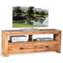 "Sunny Designs Coleton 64"" TV Console - Item Number: 3610AN-64"