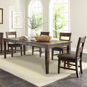 Dining Table Set for Four
