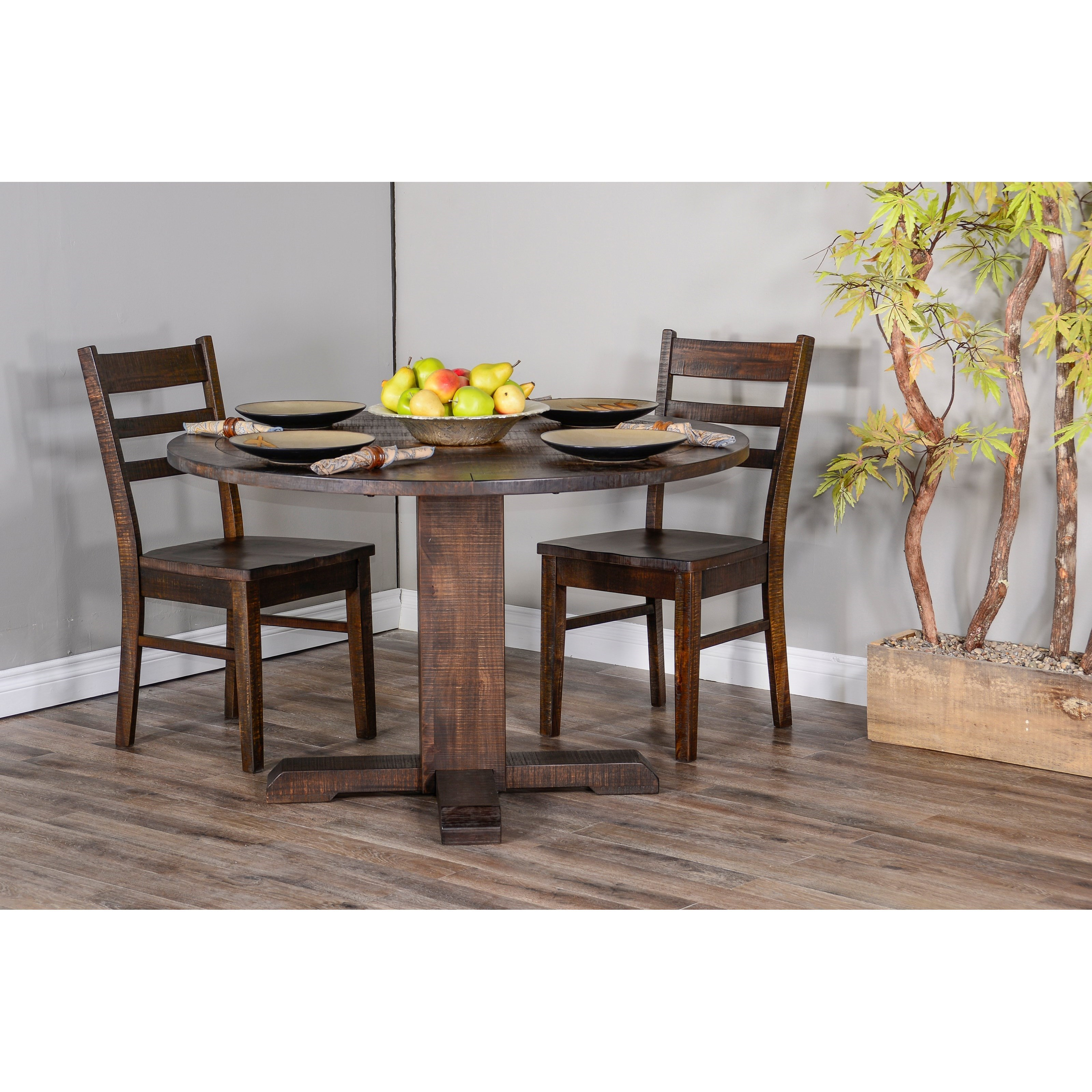 Sunny Designs Homestead 2 Table and Chair Set for Two ...