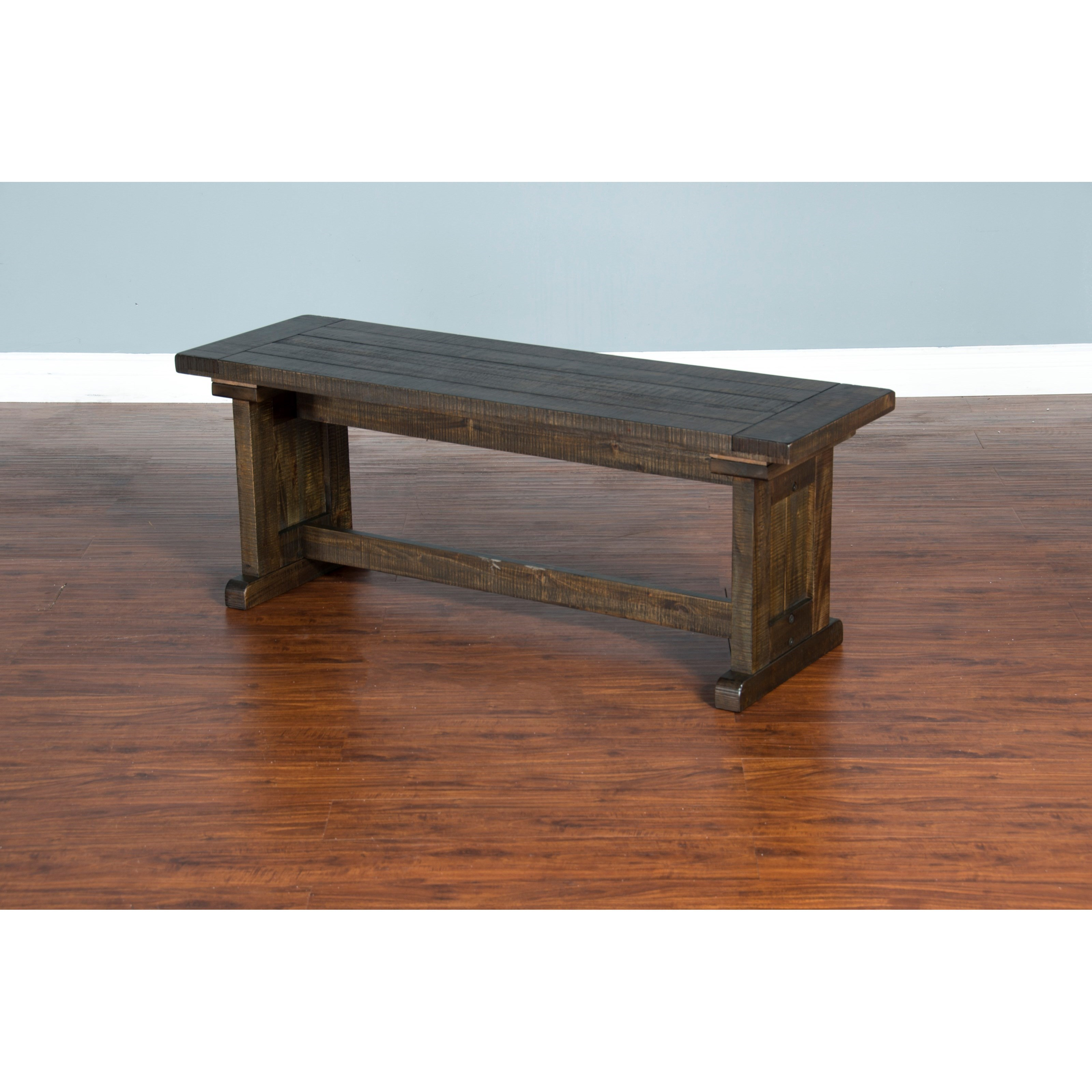 Sunny Designs Homestead Side Bench Virginia Furniture