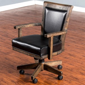 Sunny Designs Homestead Game Chair