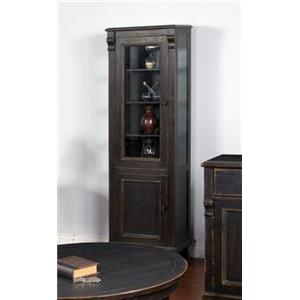 Morris Home Furnishings Kewood Kewood Display Cabinet