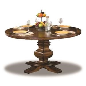 Keystone Round Dining Table