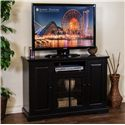 "Sunny Designs Laguna 48"" TV Console - Item Number: 3474B-48"