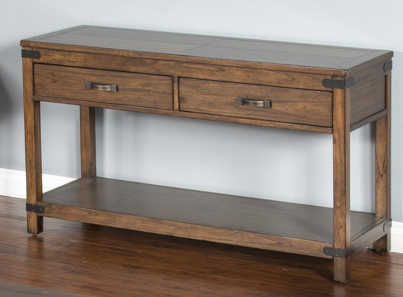 Layton Avenue Layton Avenue Sofa Table by Sunny Designs at Morris Home