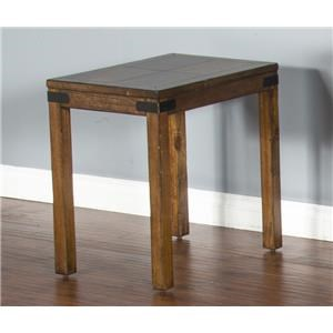 Morris Home Furnishings Layton Avenue Layton Avenue Chairside Table