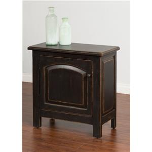 Morris Home Furnishings Meiomi Meiomi End Table