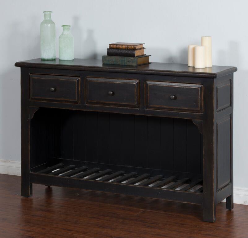 Morris Home Furnishings Meiomi Meiomi Sofa Table - Item Number: 427380736