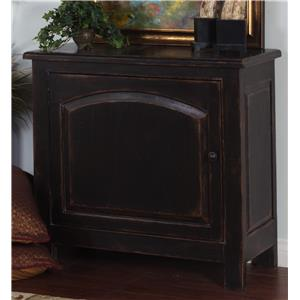 Morris Home Furnishings Meiomi Meiomi Arch Door Chest
