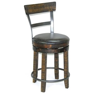 Sunny Designs Metro Flex Swivel Stool