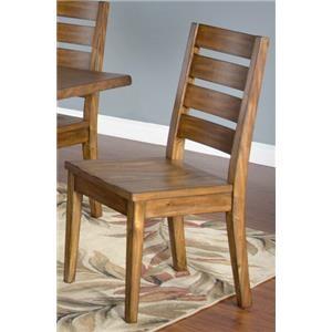 Morris Home Furnishings Minden Minden Side Chair