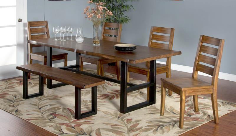 Morris Home Furnishings Minden Minden 5-Piece Dining Set - Item Number: 388328107