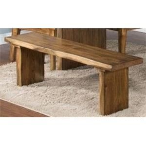 Morris Home Furnishings Minden Minden II Dining Bench