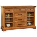 Sunny Designs Mossy Oak Nativ Living Server - Item Number: 1924DL