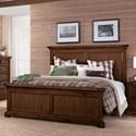 Sunny Designs Mossy Oak Nativ Living Queen Panel Bed - Item Number: 2332KW-Q
