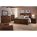 Sunny Designs Mossy Oak Nativ Living King Bedroom Group - Item Number: KW K Bedroom Group 1