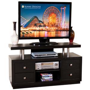 "Sunny Designs New York 50"" TV Console"