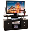 "Sunny Designs New York 50"" TV Console - Item Number: 3430B-50"