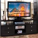 """Sunny Designs New York Contemporary 68"""" TV Console - Item Number: 3430B-68"""