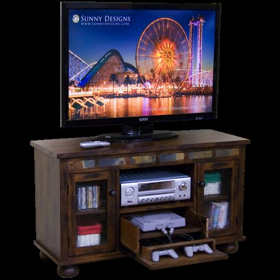 Sunny Designs Oxford TV Console - Item Number: 3359DO-G