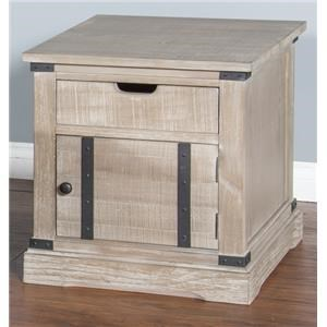 Pepperwood End Table