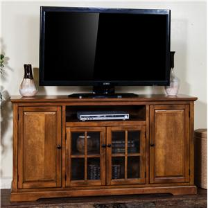 "Sunny Designs Rustic Birch 64"" TV Console"