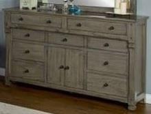 Morris Home Furnishings Sadler Sadler Dresser