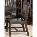 Market Square Saletta Saletta Slatback Dining Chair - Item Number: 804501973