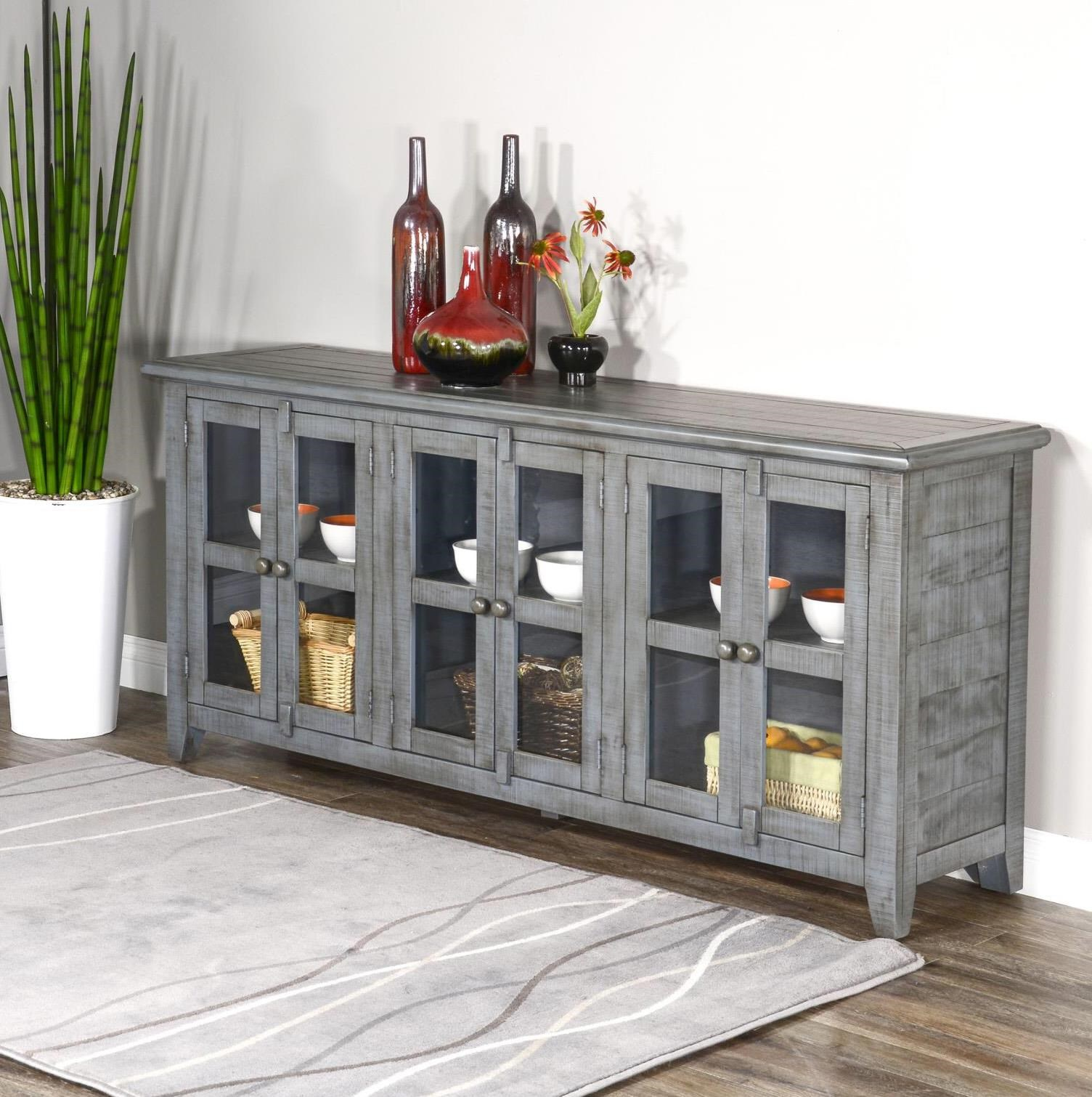 Sammy Sammy Console Table by Sunny Designs at Morris Home