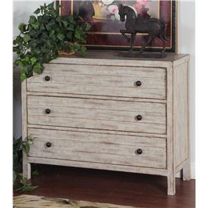 Morris Home Furnishings Santa Rosa Santa Rosa 3 Drawer Chest