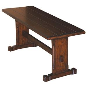 Sunny Designs Santa Fe Long Wooden Bench